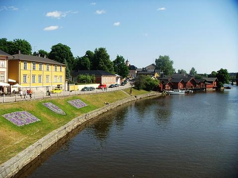 波尔沃古城旅游景点图片