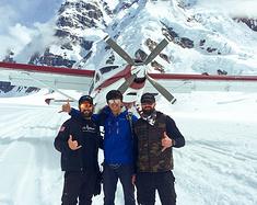 自驾阿拉斯加,飞跃北美第一峰-麦金利山
