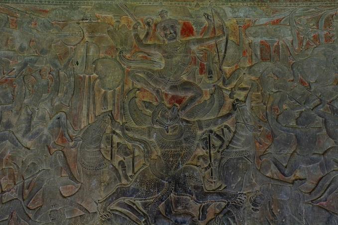 众神和魔鬼之战图片