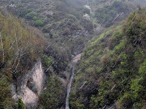 天井峡景区旅游景点图片