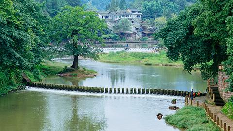 柳江古镇旅游景点攻略图