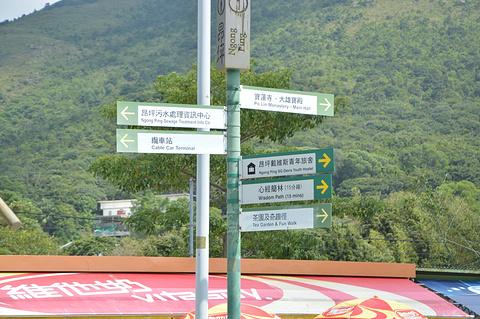心经简林旅游景点攻略图