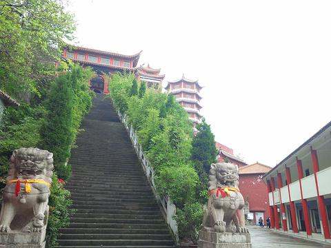 弥陀禅院旅游景点图片