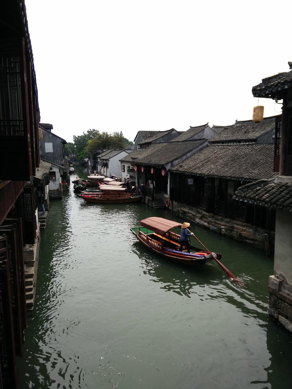 南京 苏州 周庄 上海 5日游图片