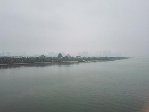 湘江大桥旅游景点攻略图