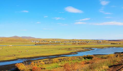 额尔古纳界河旅游景点攻略图