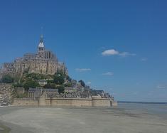 周末去巴黎——枫丹白露和圣米歇尔
