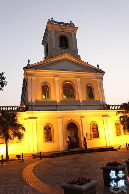 嘉模教堂图像