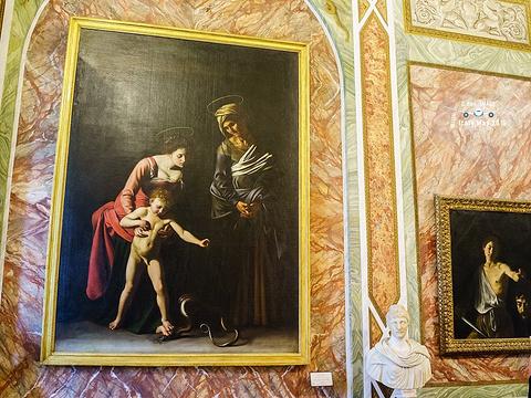 波格赛美术馆旅游景点图片