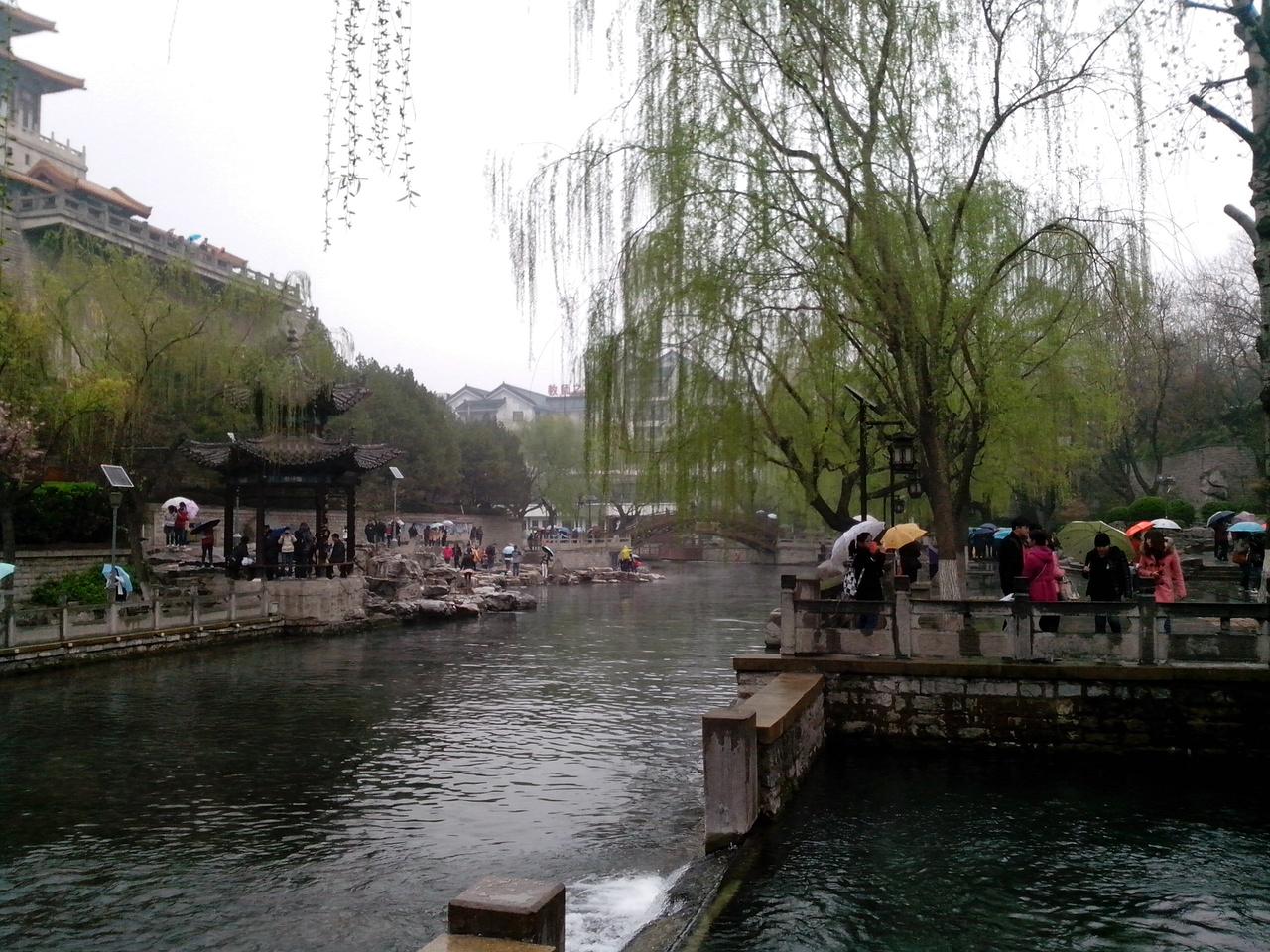 一城山色半城湖——济南