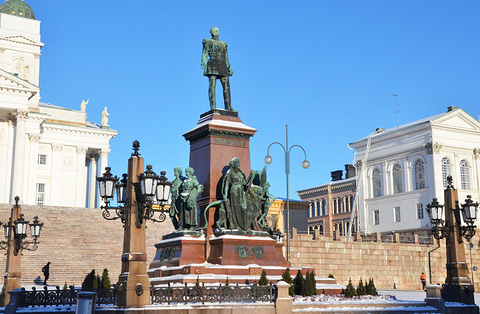 赫尔辛基经典景色三日游