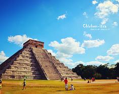 梦幻王国——我的墨西哥自由行