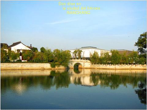 八大山人梅湖景区