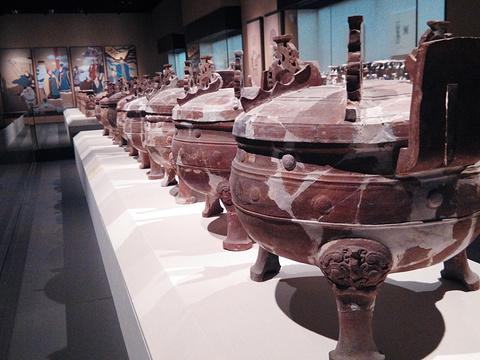 河北博物院旅游景点图片