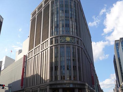 日本桥三越本店旅游景点图片