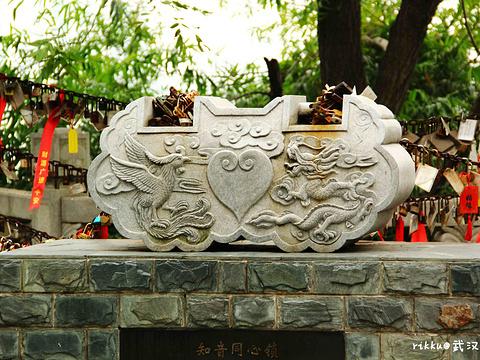 古琴台旅游景点图片