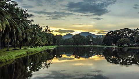 素可泰历史公园旅游景点攻略图