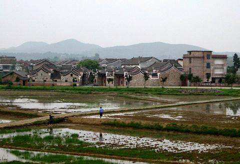 罗荣桓故居旅游景点攻略图
