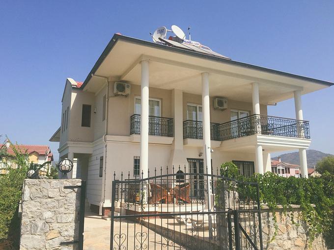 40欧元,拥有了整栋house。图片