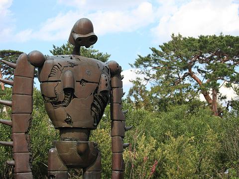 三鹰之森吉卜力美术馆旅游景点图片