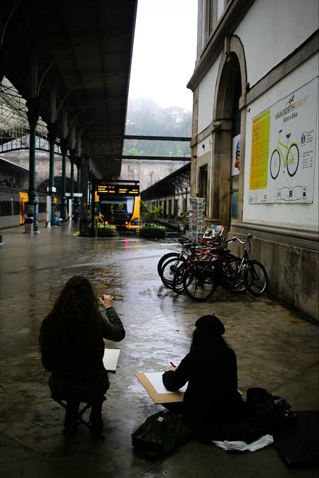 火车站图片
