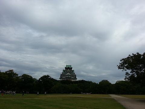 大阪城西之丸庭园旅游景点攻略图