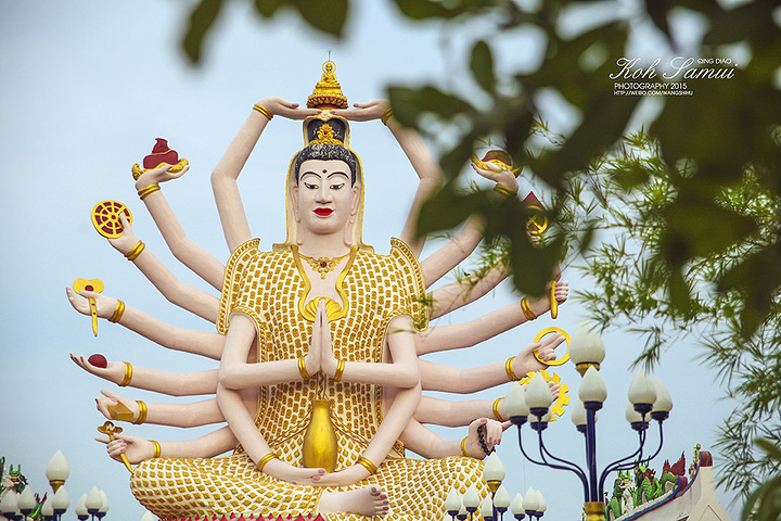 亚洲 泰国 素叻府 苏梅岛 - 西部落叶 - 《西部落叶》· 余文博客