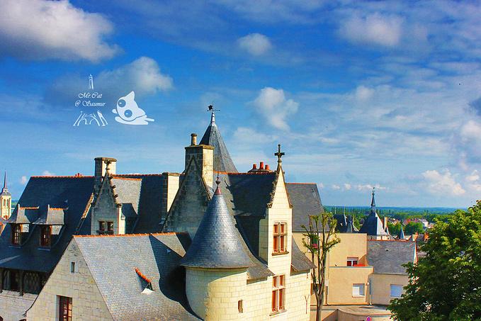 索米尔城堡图片