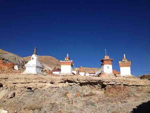 扎达布日寺旅游景点攻略图