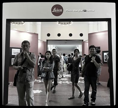 上海展览中心旅游景点攻略图