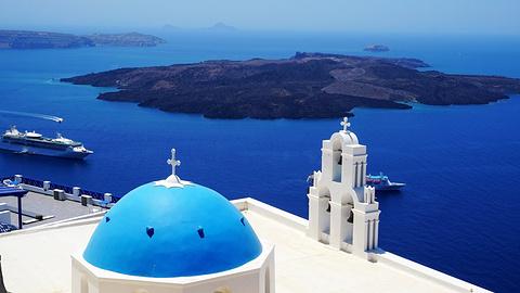 蓝顶教堂旅游景点攻略图