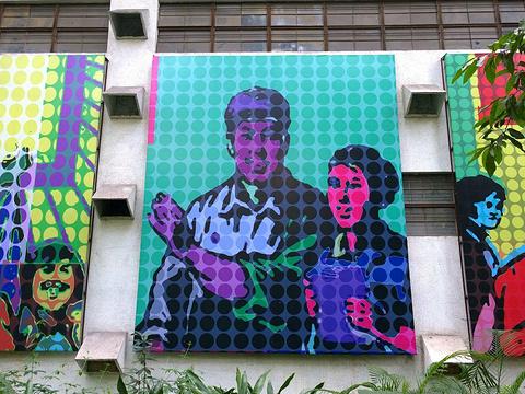 华侨城创意文化园旅游景点图片