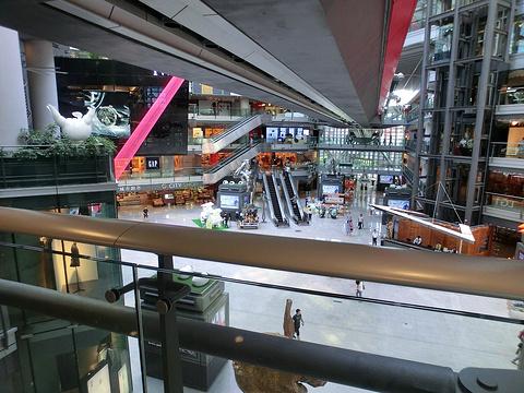 侨福芳草地购物中心旅游景点图片