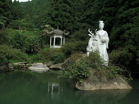 麻姑仙境旅游景点图片