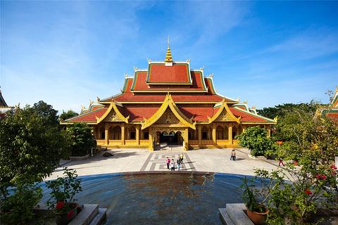 西双版纳勐泐文化旅游区的图片