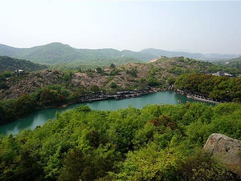 白马涧龙池景区旅游景点图片