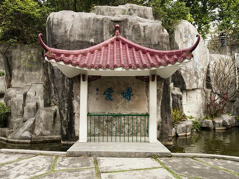 紫马岭公园旅游景点图片