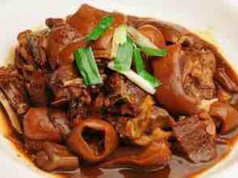 乌镇红烧羊肉旅游景点图片