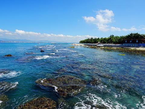 西岛旅游景点图片