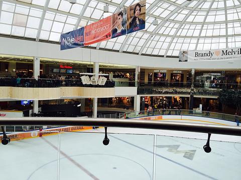 西埃德蒙顿购物中心旅游景点攻略图