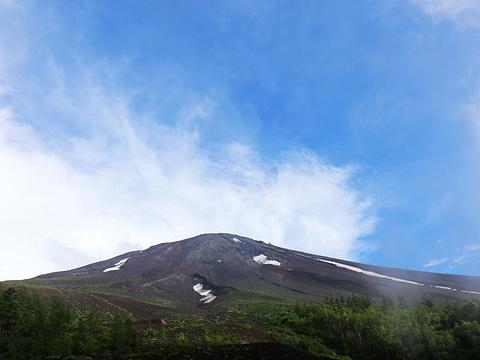 富士山五合目旅游景点图片