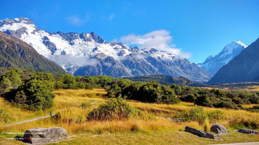 新西兰、澳洲春节自驾游记