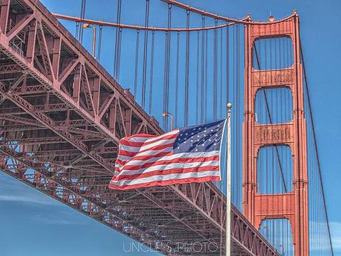 金门大桥旅游景点图片