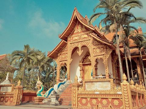 西双版纳总佛寺旅游景点图片