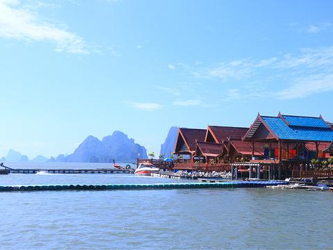 攀牙湾国家公园旅游景点图片