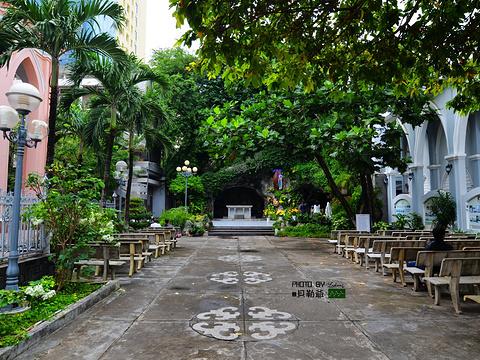 岘港大教堂旅游景点图片