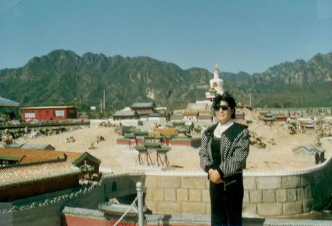 老北京风情园旅游景点攻略图