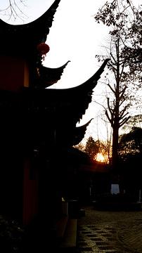 寒山寺旅游景点攻略图