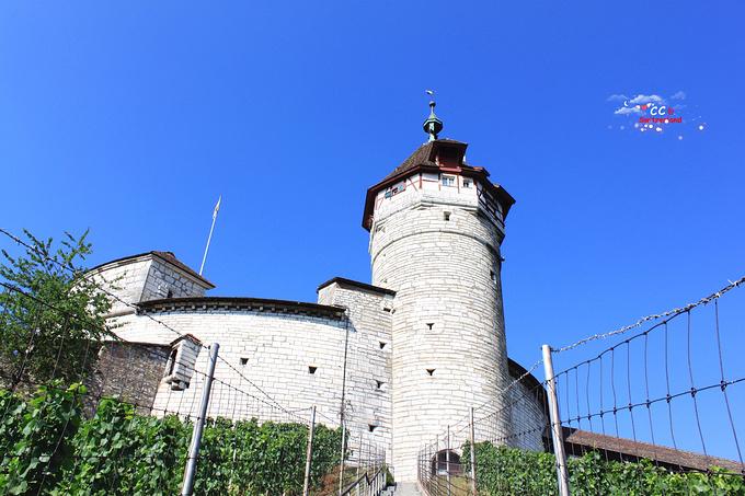 米诺城堡图片