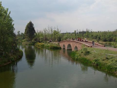 三圣花乡旅游景点图片